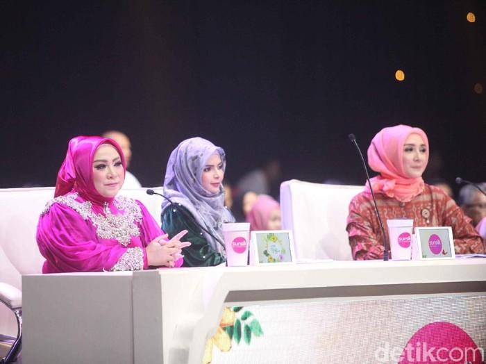 Juri Grand Final Sunsilk Hijab Hunt 2018. Foto: Pradita Utama/Detikcom
