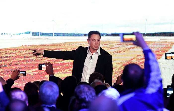 Elon Musk. Foto: Getty Images