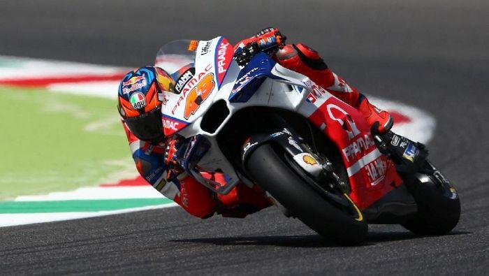 Jack Miller akan tetap di Pramac Ducati musim depan (Foto: Alessandro Bianchi/Reuters)