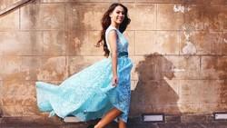 Kecantikan tak melulu kamu harus jadi sesmpurna. Elice asal Australia membuktikannya dengan ikuti ajang kecantikan berkelas meski ia separuh buta.