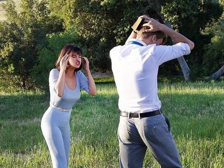 Selena Gomez Mencoba Mencintai Justin Bieber Lagi di Klip Barunya