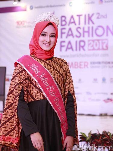 Kisah Juara Sunsilk Hijab Hunt 2018, Cantik dan Berprestasi dari Kecil
