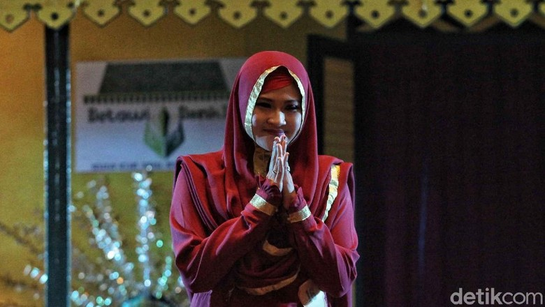 Remaja Muslim Fashion Show