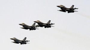 Serangan Udara Tewaskan 18 Warga Sipil Suriah, Termasuk 2 Anak