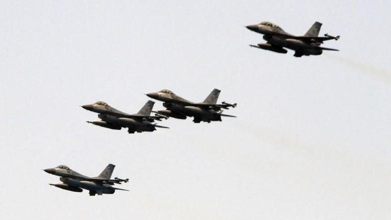 Serangan Udara Rusia Tewaskan 22 Warga Sipil Suriah