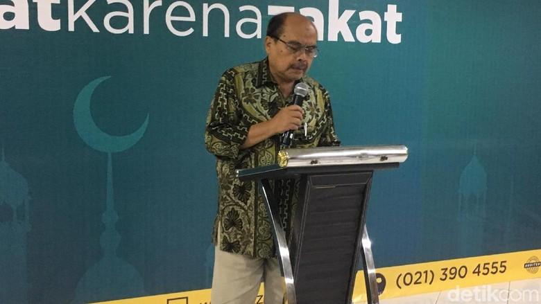 Baznas Sudah Bersurat ke Pemprov DKI Sejak 2014 soal BAZIS DKI