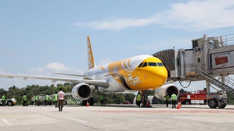 Scoot buka rute baru Singapura-Pekanbaru