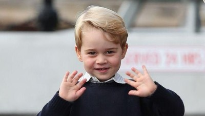 Cerita Pangeran William tentang Pangeran George Belajar Balet