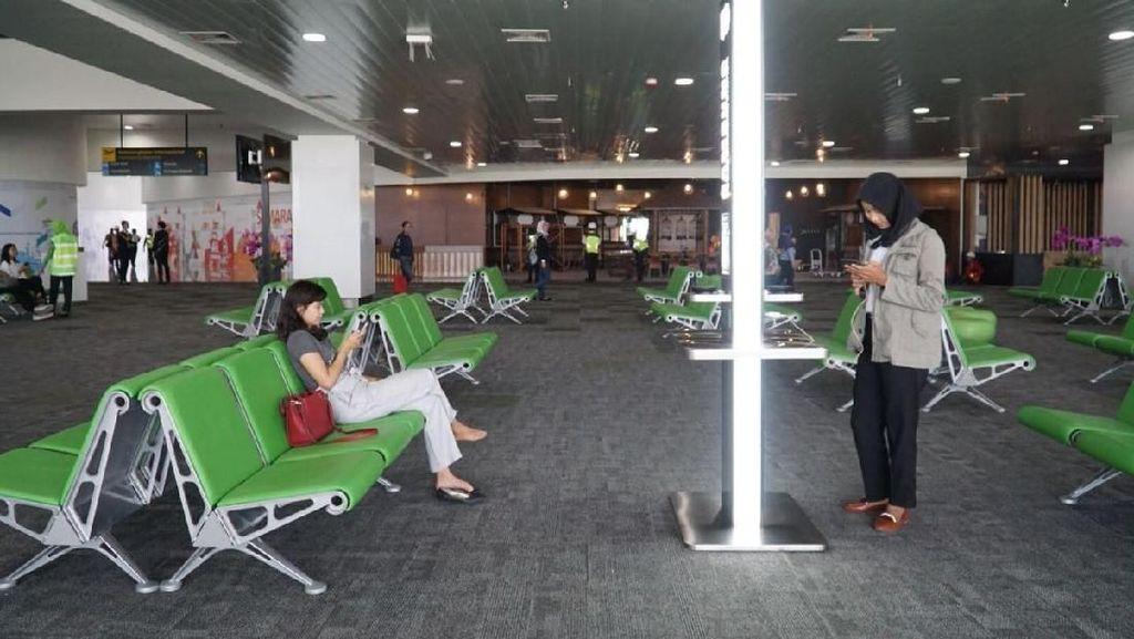 Terminal Baru Bandara Semarang Bakal Diresmikan Jokowi