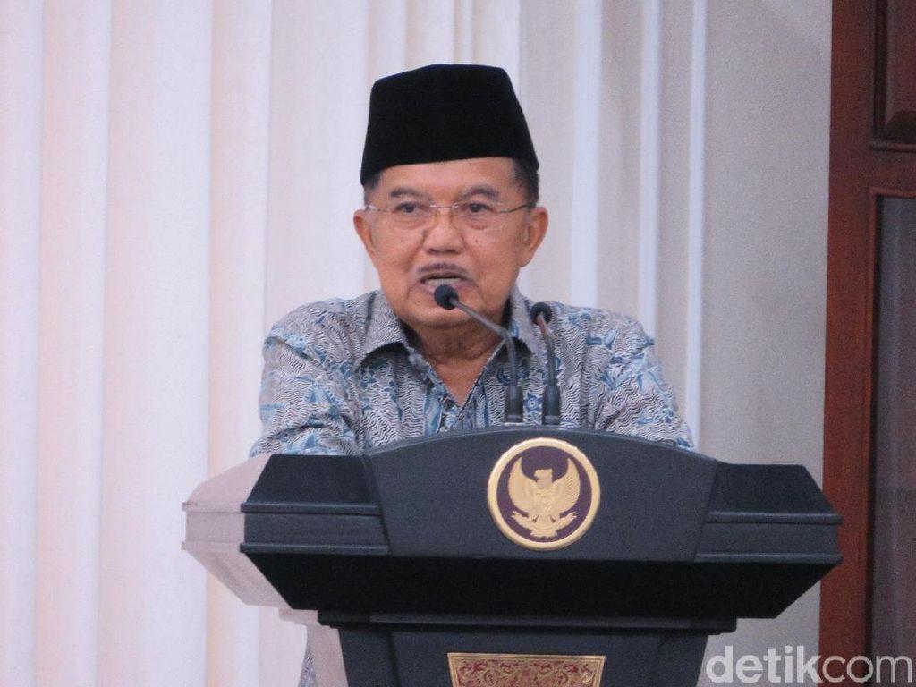 Perindo akan Ajukan JK Jadi Cawapres Jokowi Bila Menang di MK