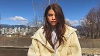 Sofia Richie singgah di hati Justin Bieber pada bulan Agustus 2017. Tak bertahan lama, percintaan mereka berakhir pada bulan September 2017. Foto: Instagram/sofia richie