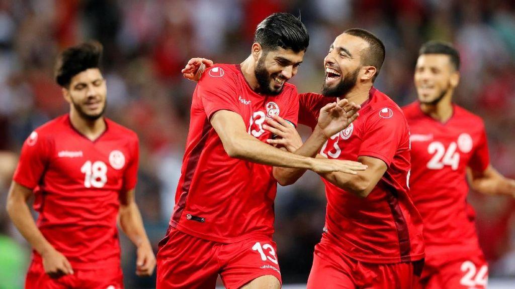 Terungkap! Trik Pemain Tunisia Pura-pura Cedera Biar Bisa Berbuka