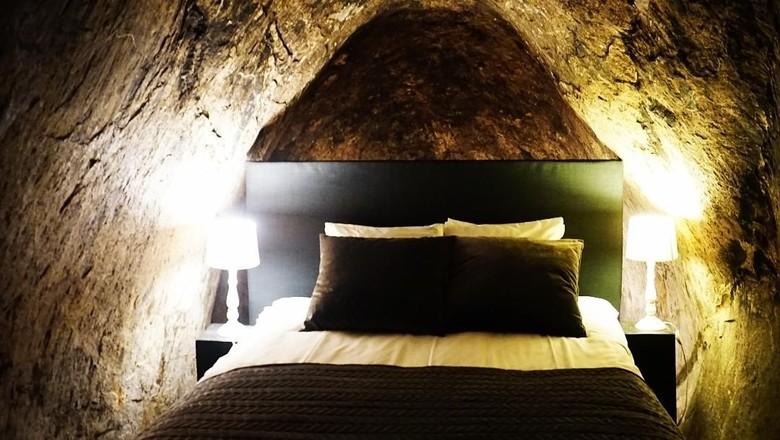 Sala Silver Mine Hotel Suite di dalam tambang Swedia (egome/Instagram)