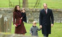 Ini Alasan Pangeran George dan Putri Charlotte Dilarang Makan Bersama Orang Tuanya
