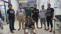 Hendak Kabur, Buron Kasus Pembunuhan di Makassar Ditembak