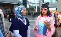 Diana Rikasari, desainer asal Indonesia.