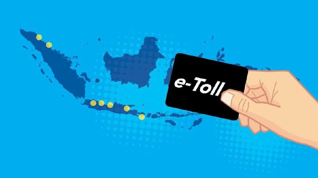 Soal Uang Elektronik Hangus di Dalam Tol, Ini Penjelasan Jasa Marga