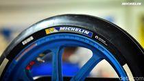 Kenapa Suhu Ban Pengaruhi Motor MotoGP Sampai Rossi Terjatuh?