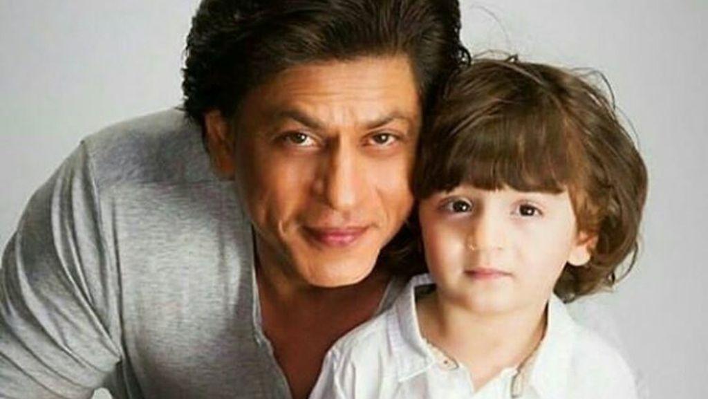 Potret Menggemaskan Abram Khan, Anak Bungsu Shah Rukh Khan