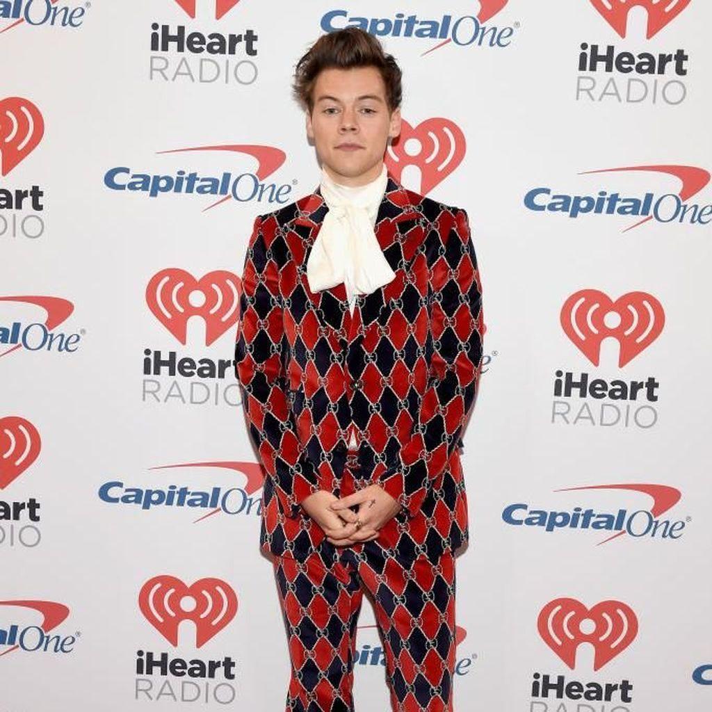 Usai Konser, Harry Styles Jawab Ungkapan Cinta Seorang Pria