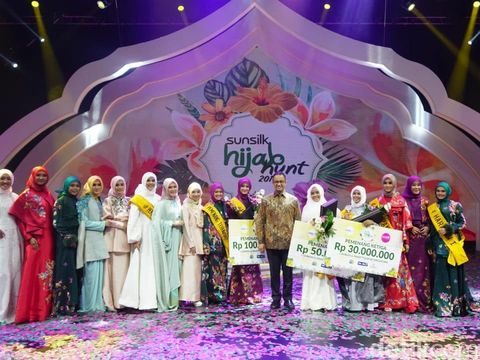 Pemenang Sunsilk Hijab Hunt 2018