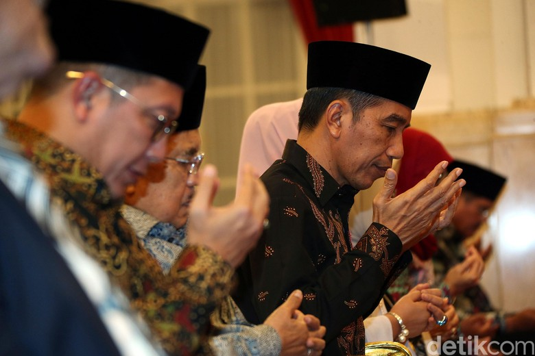 Besok Jokowi Salat Id di Kebun Raya Bogor, Guru Besar UIN Jadi Khatib
