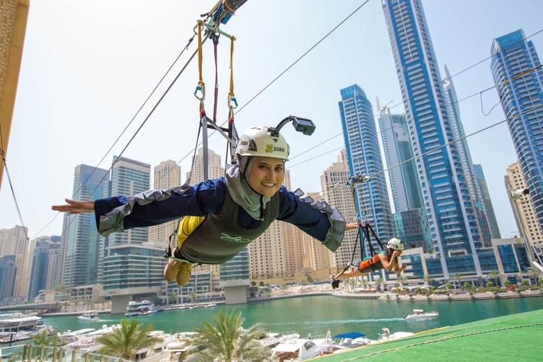 Lenggak-lenggok Modest Fashion Dubai nan Elegan