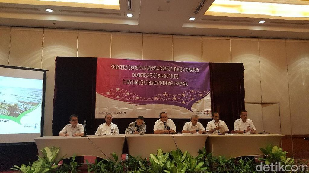 Pariwisata Indonesia Makin Dilirik Investor Asing