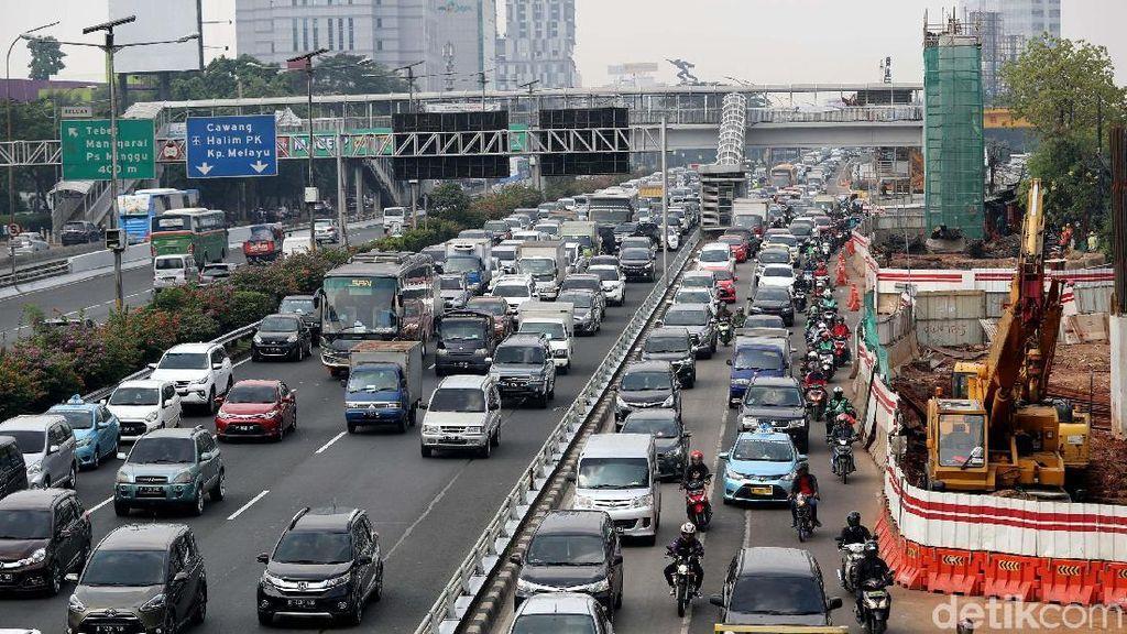 Rencana Persiapan Ganjil Genap Jelang Asian Games di Jakarta