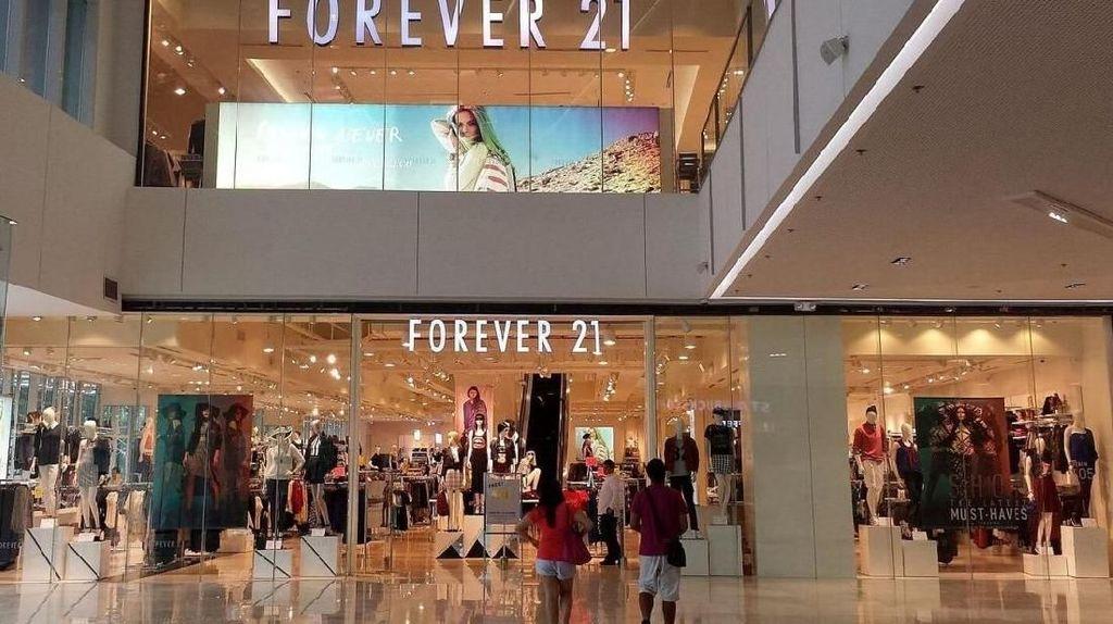 Forever 21 Umumkan Bangkrut, akan Tutup 178 Toko di Amerika Serikat