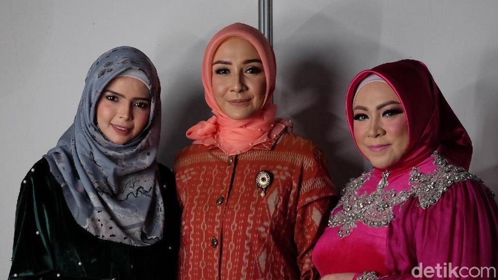 Gaya Melly Goeslaw Hingga Intan Erlita, Juri Final Sunsilk Hijab Hunt 2018