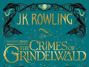 Terbit November, Ini Sampul Buku Skenario Bagian ke-2 Fantastic Beasts