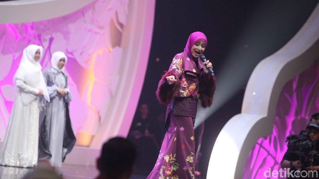 Sering Dikritik, Fadila Tak Sangka Jadi Juara 1 Sunsilk Hijab Hunt 2018