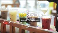 Inovasi Bisnis, Kawinkan Teh dengan Keju