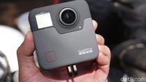 GoPro Fusion, Kamera 360 Derajat Harga Rp 11 Juta
