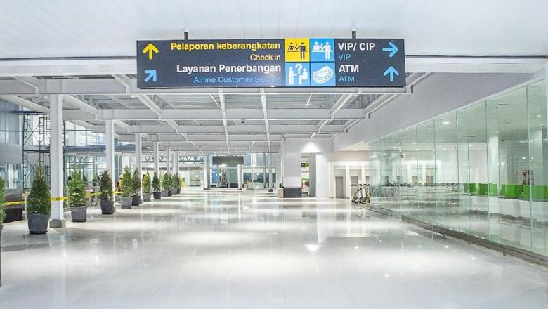 PT Angkasa Pura I (Persero) Cabang Bandara Internasional Ahmad Yani Semarang melakukan Operasi Boyong. Operasi ini merupakan tahap akhir dari bandara baru ini.