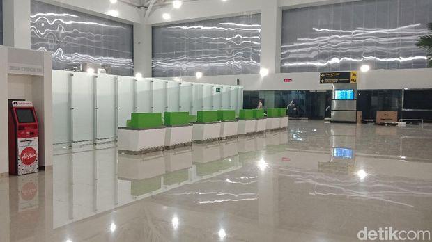 Pada Kamis (7/6) lusa, terminal ini akan diresmikan Presiden Jokowi