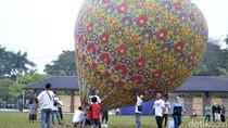 Bahayakan Pesawat, Tradisi Lepas Balon Udara Harus Ikuti Aturan Ini