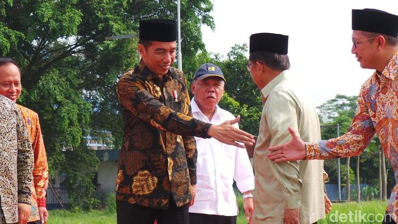 Besok Jokowi Open House di Istana Bogor, Ini Jadwal untuk Warga