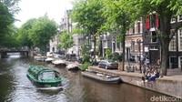 Amsterdam: Turis Rusuh Dilarang Datang