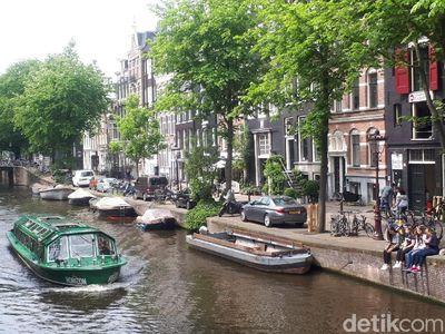 Amsterdam dan Ganjanya