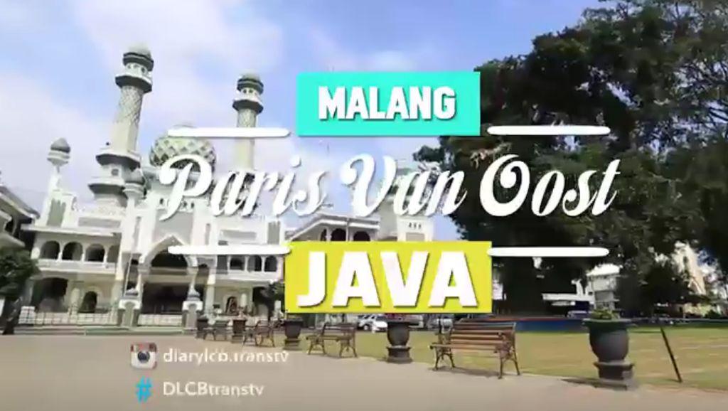 Malang, Paris van Oost Java