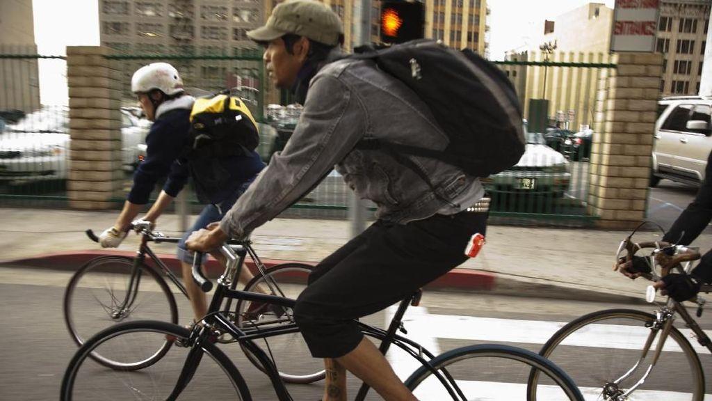 Mudik Jakarta-Madiun Naik Sepeda, Butuh Berapa Lama Ya?