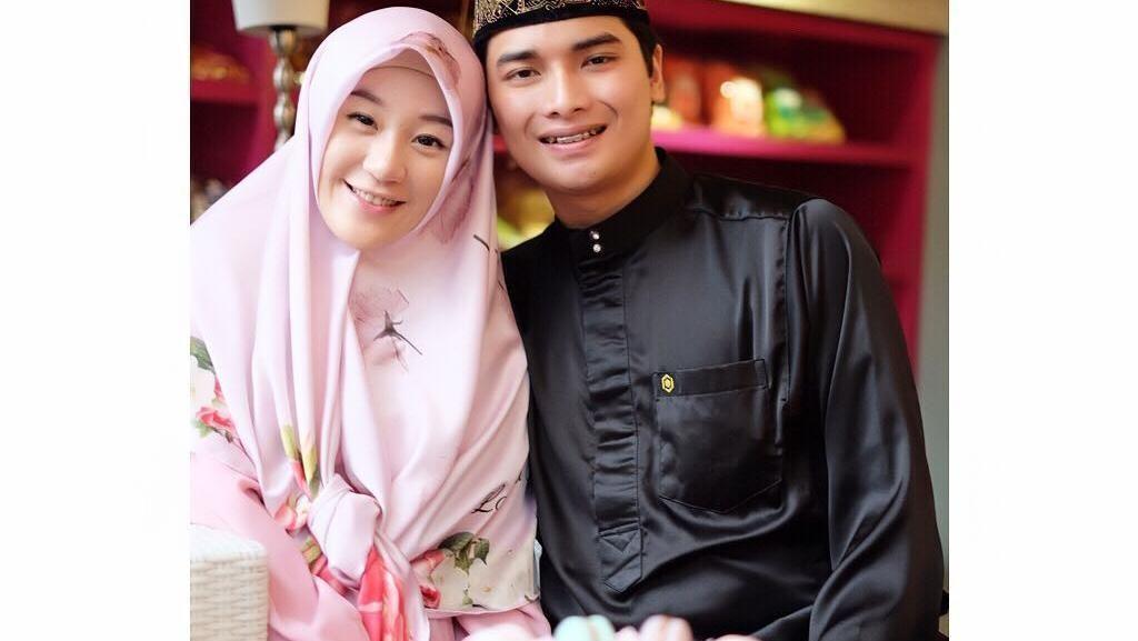 Berantem dengan Larissa Chou karena Izin Poligami, Alvin Faiz: Hoax!