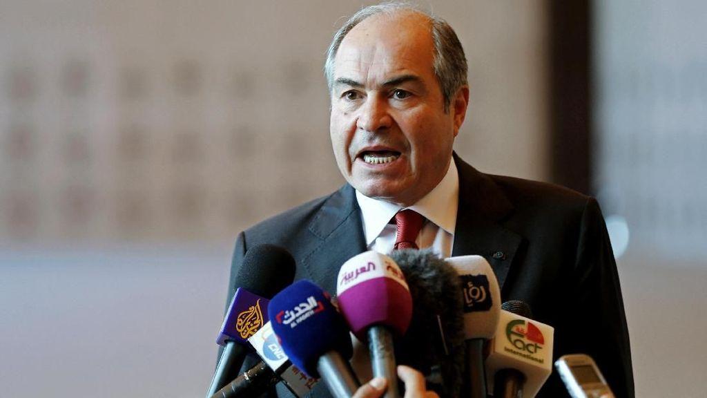 PM Yordania Mundur Usai Aksi Protes Besar-besaran