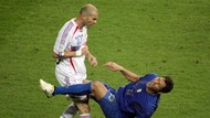 On This Day: Zidane Tanduk Materazzi, Italia Juara Dunia