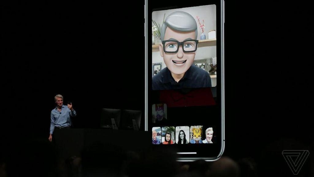 Begini Cara Bikin Memoji di iOS 12