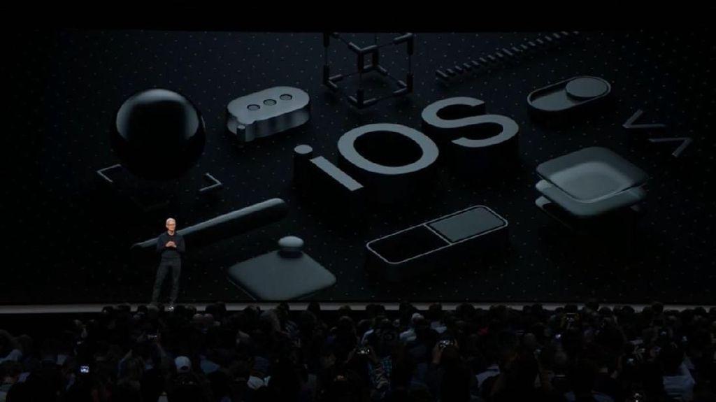 Belum Sebulan, iOS 12 Sudah Dipakai 50% Perangkat Apple