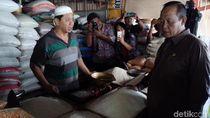 Sidak, Wawali Kota Mojokerto Dapati Harga Sembako Masih Fluktuatif