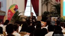 Jokowi Undang Vlogger-Artis ke Istana, Minta Demamkan Asian Games